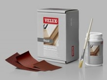 Opravný lak dřevěná okna VELUX (ZZZ 176)