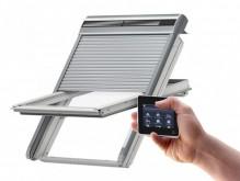 VELUX - Venkovní roleta SSL - solární pohon