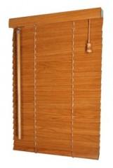 Dřevěná žaluzie  Klasik 25 - dotek světla a přírody