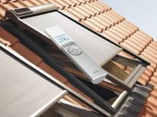 VELUX - Venkovní markýza MSL - solární pohon