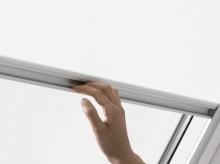 VELUX - Zastiňovací roleta RFL - manuální v lištách